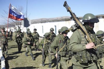the russian defense ministry says four of its soldiers have been killed in a clash with